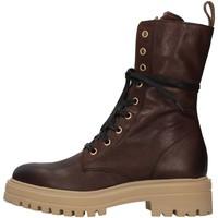 Pantofi Femei Cizme casual Vsl 7166/INN BROWN