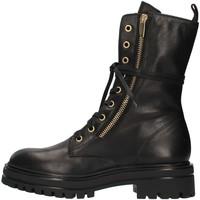 Pantofi Femei Botine Vsl 7195/INN BLACK