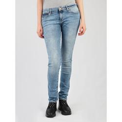 Îmbracaminte Femei Jeans skinny Wrangler Best Blue Low Waist Courtney W23SX7850 blue