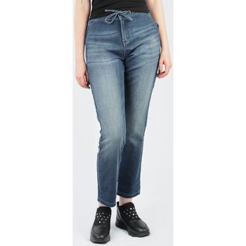 Îmbracaminte Femei Jeans skinny Wrangler Slouchy Ocean Nights W27CAC69Y blue