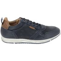 Pantofi Pantofi sport Casual Bullboxer Sneaker 53ANACO Bleu albastru