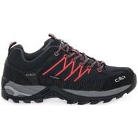 Pantofi Femei Drumetie și trekking Cmp Rigel Low Negre