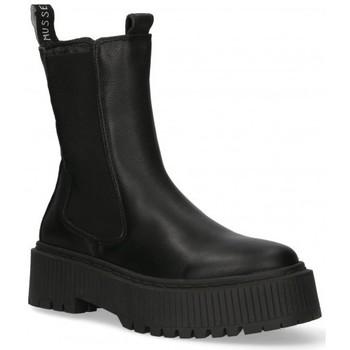 Pantofi Femei Botine Luna Collection 58553 Negru