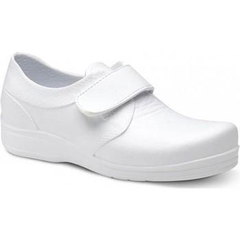 Pantofi Bărbați Pantofi sport Casual Feliz Caminar ZAPATO SANITARIO VELCRO UNISEX FLOTANTES VELCRO Alb