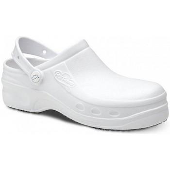 Pantofi Bărbați Saboti Feliz Caminar ZAPATO SANITARIO UNISEX FLOTANTES XTREM Alb