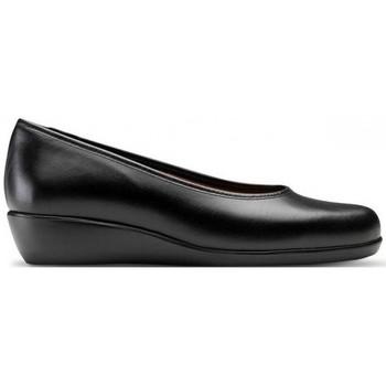 Pantofi Femei Balerin și Balerini cu curea Feliz Caminar ZAPATO SANITARIO MUJER FRANCESITA Negru