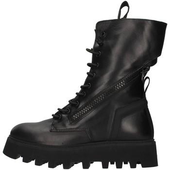 Pantofi Femei Cizme casual Bruno Bordese BOSERCOLI BLACK
