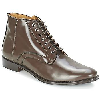 Pantofi Femei Ghete Fericelli TAMALORA Maro
