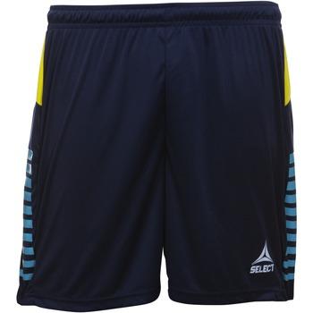 Îmbracaminte Băieți Pantaloni scurti și Bermuda Select Short enfant  player pop art bleu marine/bleu clair/jaune