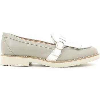 Pantofi Femei Mocasini Marco Ferretti 160476MG 5066 Bej