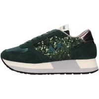 Pantofi Femei Pantofi sport Casual Sun68 Z41222 GREEN