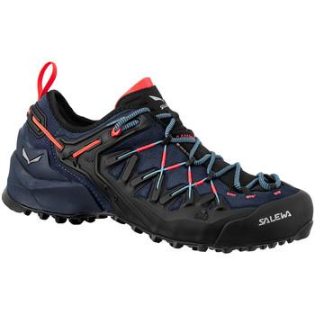 Pantofi Femei Drumetie și trekking Salewa Ws Wildfire Edge GTX 61376-3965 navy , black