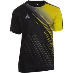 Îmbracaminte Băieți Tricouri mânecă scurtă Select T-shirt enfant  Player Comet noir