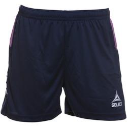 Îmbracaminte Femei Pantaloni scurti și Bermuda Select Short femme  Player Comet bleu navy