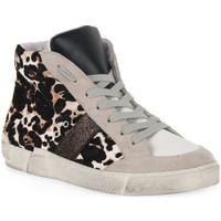Pantofi Femei Pantofi sport stil gheata At Go GO 4146 CHICCO BIANCO Bianco