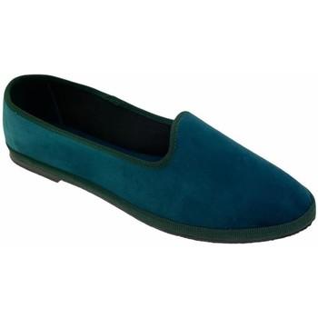 Pantofi Femei Papuci de casă Milly FRIPAOLApetr verde