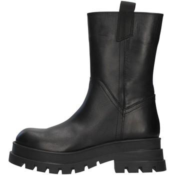 Pantofi Femei Botine Inuovo 818003 BLACK