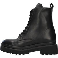 Pantofi Femei Cizme casual Inuovo 673003 BLACK