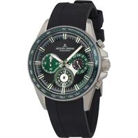 Ceasuri & Bijuterii Bărbați Ceasuri Analogice Jacques Lemans 1-2127C, Quartz, 40mm, 10ATM Argintiu