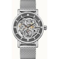 Ceasuri & Bijuterii Bărbați Ceasuri Analogice Ingersoll I00405B, Automatic, 40mm, 5ATM Argintiu