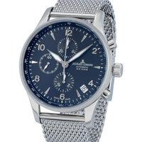 Ceasuri & Bijuterii Bărbați Ceasuri Analogice Jacques Lemans 1-1935D, Automatic, 44mm, 10ATM Argintiu