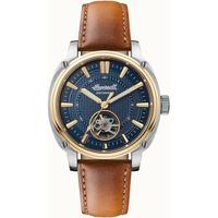 Ceasuri & Bijuterii Bărbați Ceasuri Analogice Ingersoll I08103, Automatic, 46mm, 5ATM Argintiu
