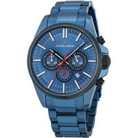 Ceasuri & Bijuterii Bărbați Ceasuri Analogice Jacques Lemans 1-2119G, Quartz, 44mm, 10ATM albastru