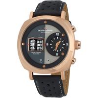 Ceasuri & Bijuterii Bărbați Ceasuri Analogice Jacques Lemans 1-2058C, Quartz, 44mm, 5ATM Auriu