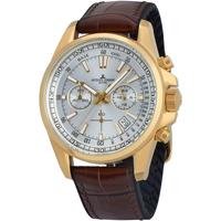 Ceasuri & Bijuterii Bărbați Ceasuri Analogice Jacques Lemans 1-2117F, Quartz, 44mm, 20ATM Auriu