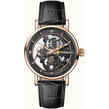 Ceasuri & Bijuterii Bărbați Ceasuri Analogice Ingersoll I00403B, Automatic, 40mm, 5ATM Auriu