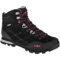 Pantofi Femei Drumetie și trekking Cmp Alcor Mid Noir
