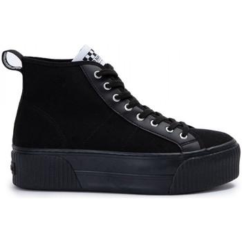 Pantofi Femei Pantofi sport stil gheata No Name Iron mid Negru