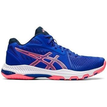 Pantofi Femei Trail și running Asics Netburner Ballistic FF MT 2 W Albastre