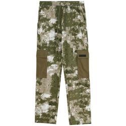 Îmbracaminte Bărbați Pantaloni Cargo Sixth June Pantalon  Cargo Camouflage vert camouflage