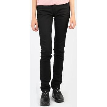 Îmbracaminte Femei Jeans skinny Wrangler Molly Black Soul W251VB13H black
