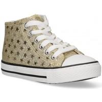 Pantofi Fete Pantofi sport stil gheata Bubble 58908 Auriu