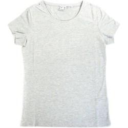 Îmbracaminte Femei Tricouri mânecă scurtă 4F TSD353 Gri
