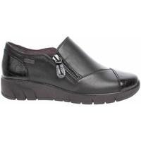 Pantofi Femei Mocasini Jana 882460027055 Negre