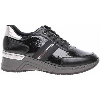 Pantofi Femei Pantofi sport Casual Rieker N430000 Negre