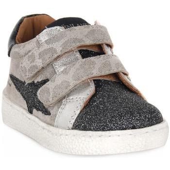 Pantofi Băieți Pantofi sport Casual Grunland ARGENTO 88NOON Grigio