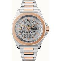 Ceasuri & Bijuterii Bărbați Ceasuri Analogice Ingersoll I09304, Automatic, 44mm, 5ATM Argintiu
