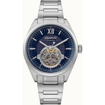 Ceasuri & Bijuterii Bărbați Ceasuri Analogice Ingersoll I10902B, Automatic, 44mm, 5ATM Argintiu
