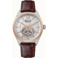 Ceasuri & Bijuterii Bărbați Ceasuri Analogice Ingersoll I10901B, Automatic, 44mm, 5ATM Argintiu