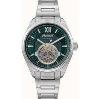 Ceasuri & Bijuterii Bărbați Ceasuri Analogice Ingersoll I10903B, Automatic, 44mm, 5ATM Argintiu