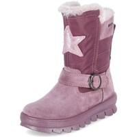 Pantofi Copii Cizme de zapadă Superfit Flavia Roz