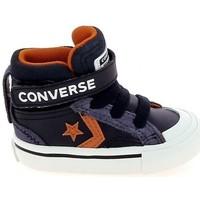 Pantofi Copii Pantofi sport stil gheata Converse Pro Blaze BB Marine Rouge albastru