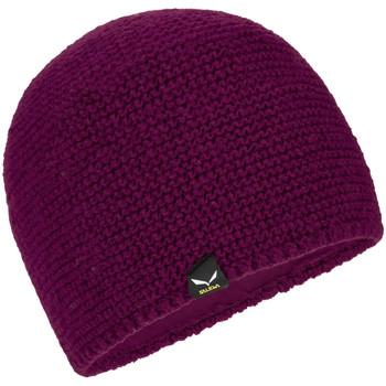Accesorii textile Căciuli Salewa Sarner WO Beanie 26692-6870 burgundy