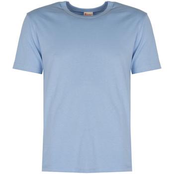 Îmbracaminte Bărbați Tricouri mânecă scurtă Champion  albastru