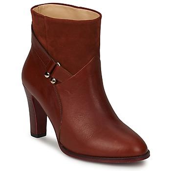 Pantofi Femei Botine MySuelly CLAUDE Hawana