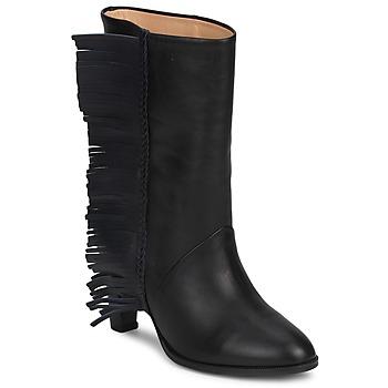 Pantofi Femei Cizme casual MySuelly GAD Negru